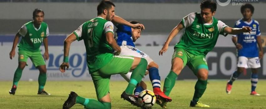 Kalah 1-0 Dari Bhayangkara FC, Pelatih Persib: Ini Salah Saya