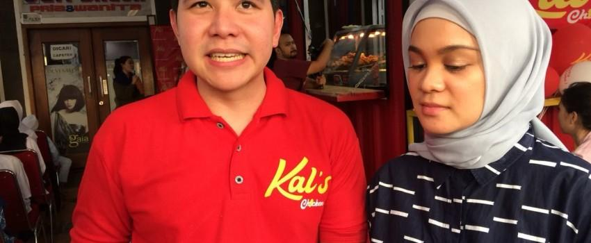 Cerita Seru Haykal Kamil Berbisnis Usaha Kuliner
