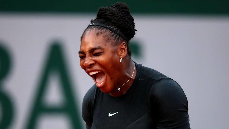 Kembali Ayunkan Raket, Ini 3 Fakta Serena Williams di French Open 2018