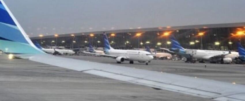 1.300 Pilot dan 5.000 Kru Garuda akan Mogok saat Arus Mudik