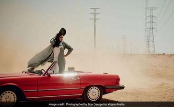 Foto Putri Arab Saudi di Sampul Majalah Vogue Jadi Kontroversi