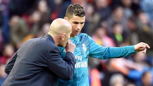 Ronaldo Ungkap Alasan Ingin Hengkang dari Real Madrid