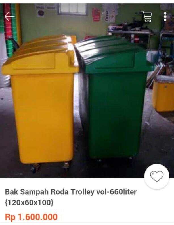 Heboh Pemesanan Tong Sampah Senilai Rp 9,5 M, Sandiaga Mengaku Tak Tahu