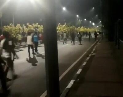 Sahur on The Road Tawuran, Netizen:Jangan Dibubarin, Nanti Uni fahiraidris Marah!