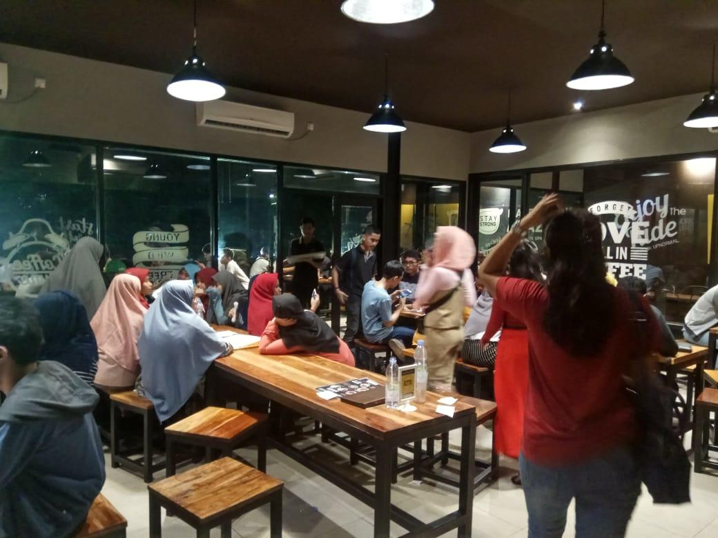 [BUKBER] Jalin kembali silahturahmi bersama Regional Jakarta-Sista-Forum Sport