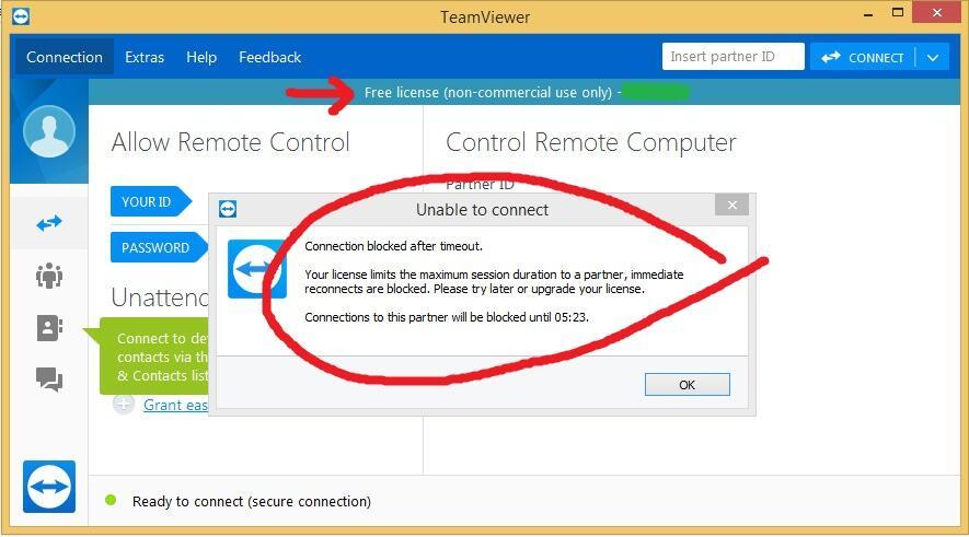 """Solusi Aplikasi Remote Desktop """"Free"""""""