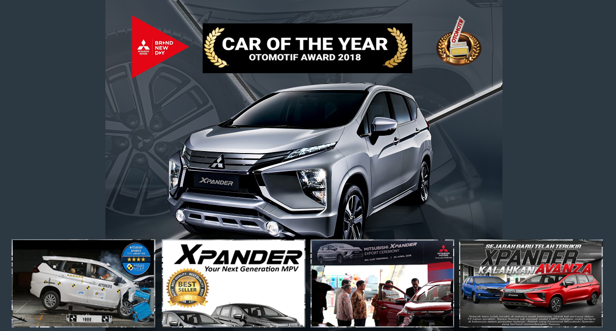 Mitsubishi Xpander - Your Next Generation MPV Part 1