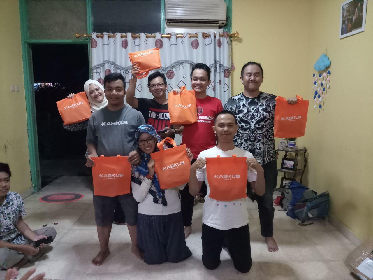 [FR] Buka Bersama Regional Banten Kulon x Kasur Keras