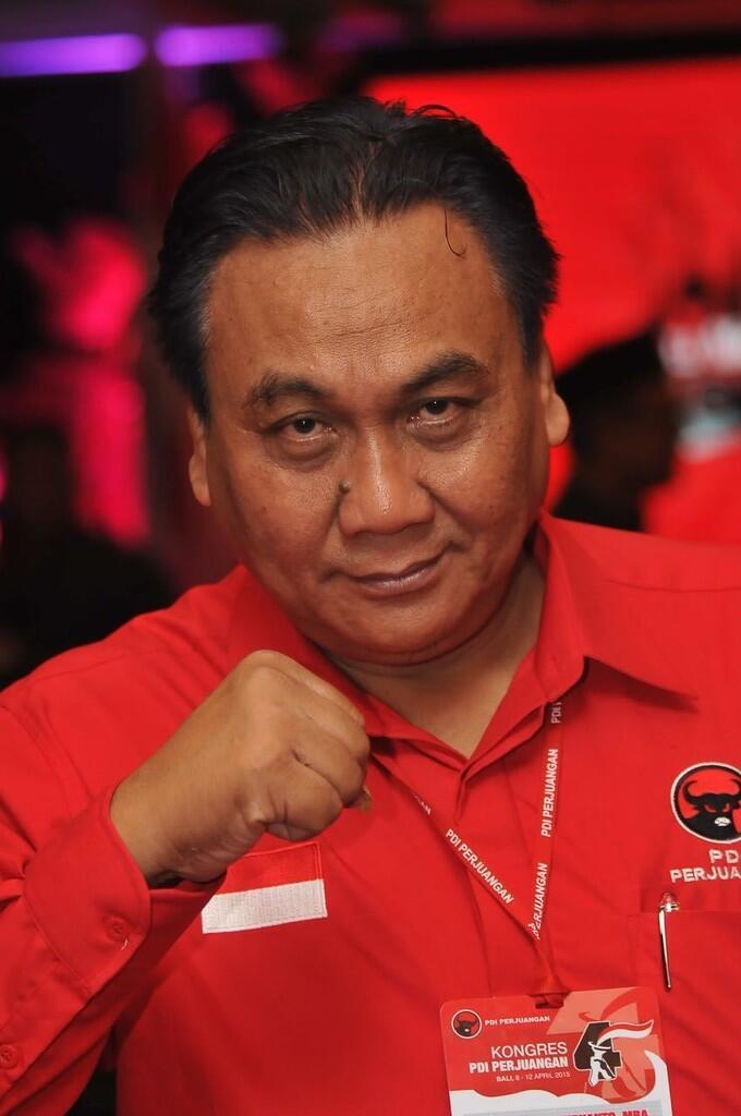 Bambang Pacul PDIP Siap Masuk Bui Jika Ketua Umum Megawati Diusik