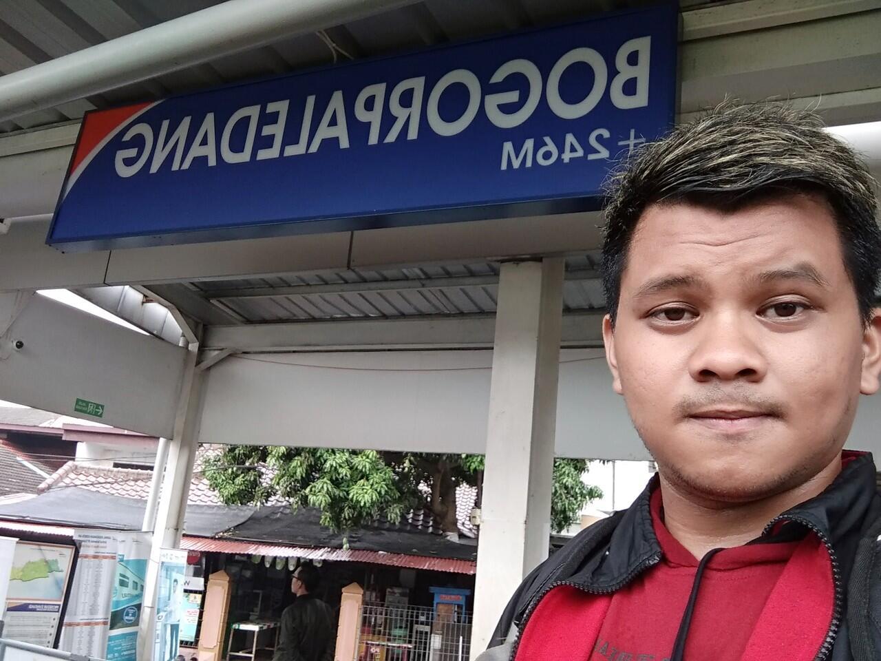 (KASKUSSEPUR) Bogor - Cianjur, Jalur Kereta Bagai Lukisan Anak-Anak