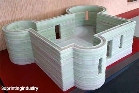 Keren, Rumah Pertama Dunia Dari Hasil 3D Printer Ini Berhasil Di Buat!