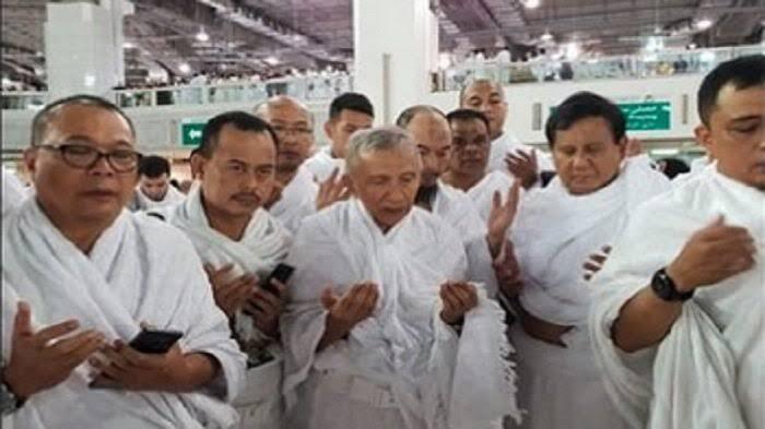 Mesranya Hubungan Amien Rais, Prabowo Dan Habib Rizieq Di Makkah