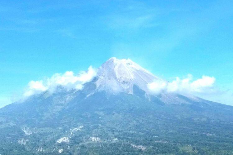 Letusan Merapi dan Puluhan Gunung Berapi di Dunia, Seberapa Mematikan?