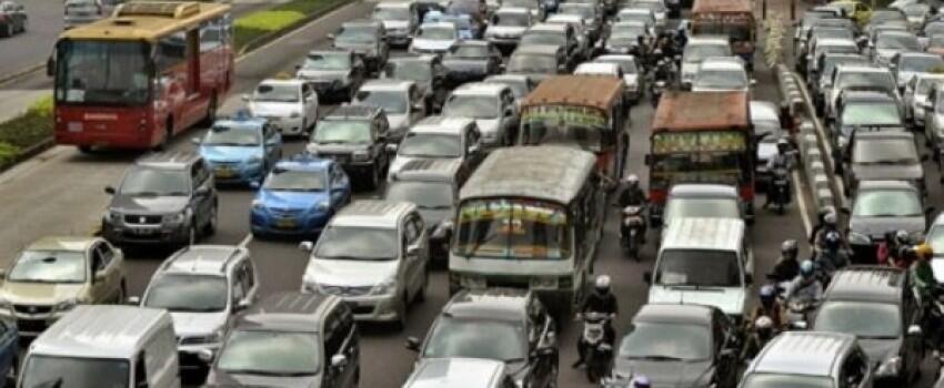Polisi Minta Proyek LRT Dihentikan Sementara saat Mudik