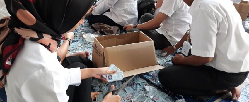 Jelang Pilkada, Belasan Ribu E-KTP di Surabaya Rusak