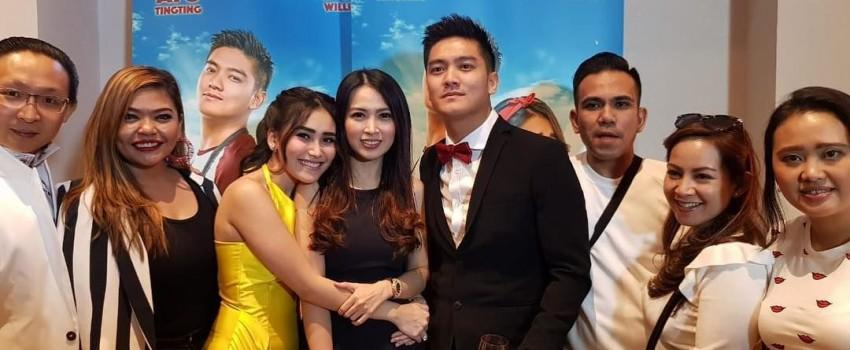 10 Keseruan Premiere Film Baru Ayu Ting Ting 'Dimsum Martabak'