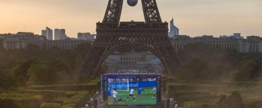 Aman Saat Euro 2016, Prancis Larang Gelar Nonton Bareng Piala Dunia