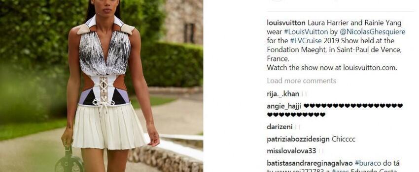 Demi Amankan Acara, Louis Vuitton Sewa Pawang Hujan