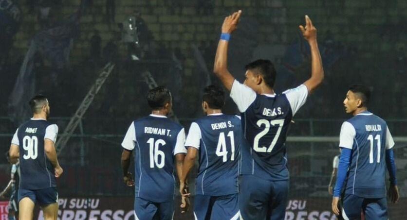 Menang 1-0 Atas PSIS, Arema FC Lepas Dari Posisi Juru Kunci Klasemen