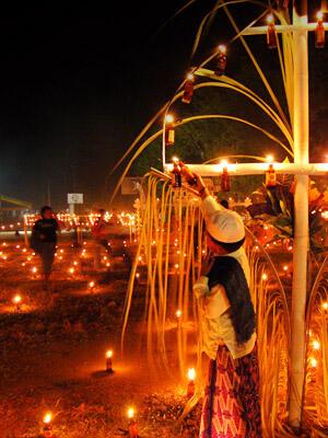 [Tradisi Ramadan] Warna Warni Tumbilotohe di Gorontalo