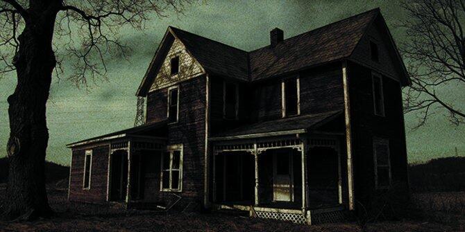 (Misteri) Rumah Kosong Sebelah