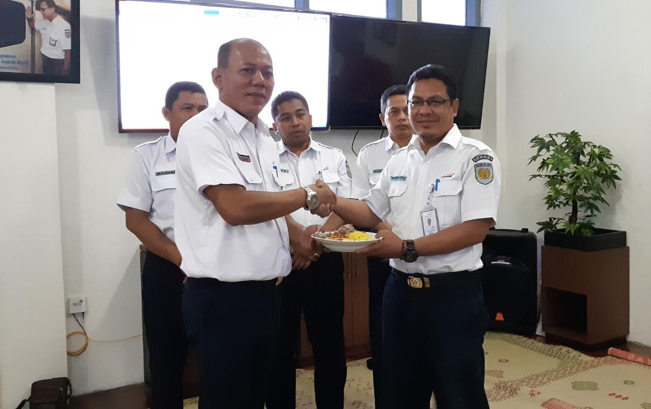 PT. KAI Daop 6 Yogyakarta Gelar Doa Bersama Jelang Angkutan Lebaran