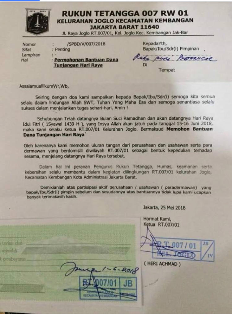 Pemprov DKI Alokasikan Anggaran THR Rp 500 Miliar