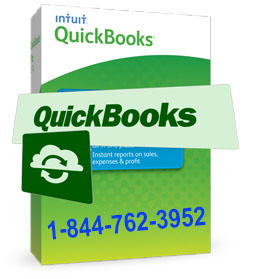 Quickbooks Technical Support 1844-762-3952