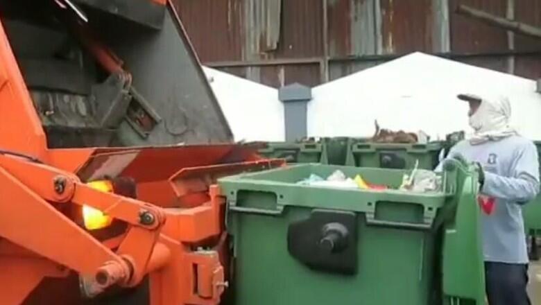 Tong Sampah Made in Jerman Ramai Dibahas, Ini Penjelasan DLH DKI