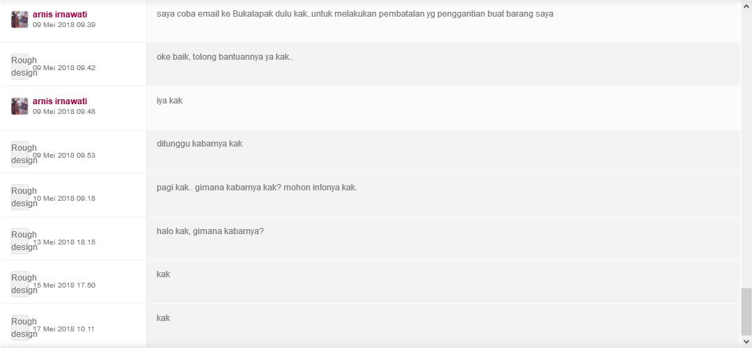 Barang Dibawa Kabur Oleh Buyer Online Karna Transaksi Cancel