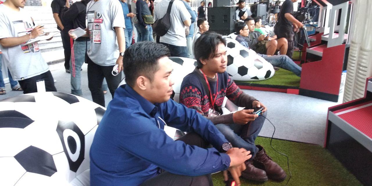 [Field Report] I Got Game ! PES 2018 Competition #RegionalYogyakarta