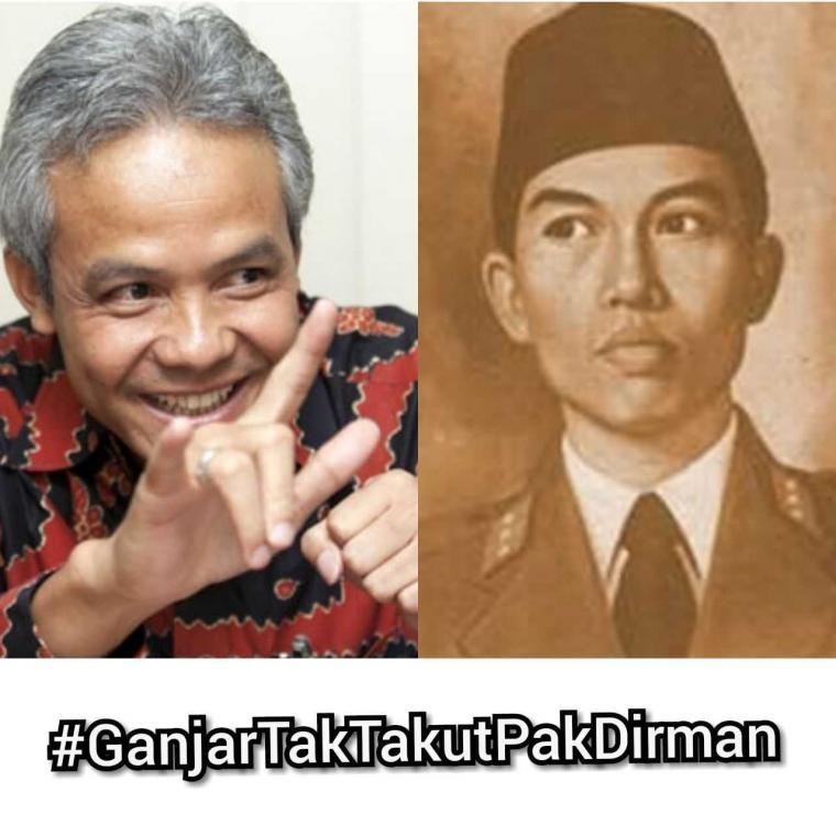 Cak Imin Protes Sudirman Said Pakai Nama Pak Dirman