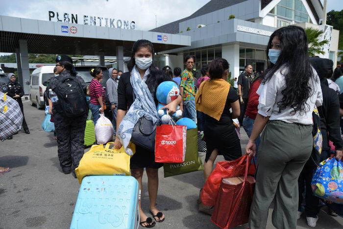 TKI asal NTT jadi korban dominan di Malaysia