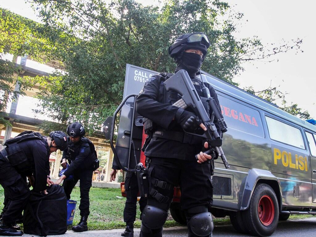 Aliran Dana Terduga Teroris di UNRI Coba Diurai