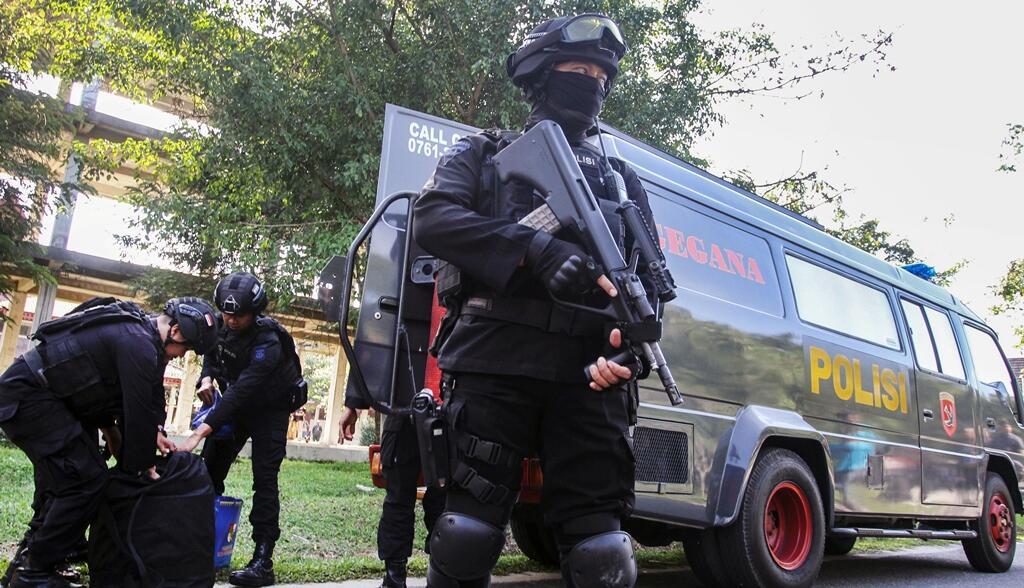 Terorisme di Kampus Sulit Dideteksi