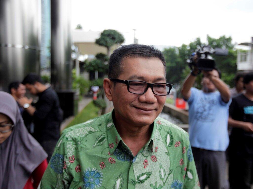 Empat Saksi Kasus KTP-el Bungkam
