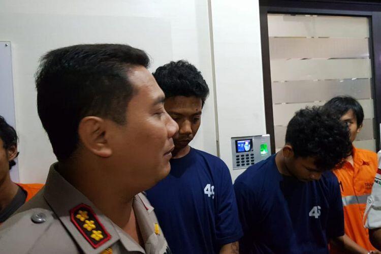 """Siram Anggota Kamtibmas dengan Air Keras Saat """"Sahur on the Road"""", Pria Ini Ditangkap"""