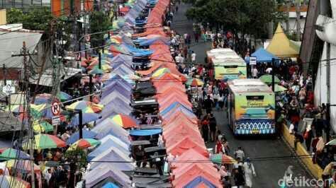 Polisi: Anies Harus Jalankan 6 Rekomendasi soal Tanah Abang