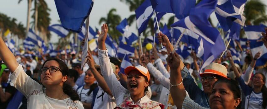 Krisis Politik, Kerusuhan Nicaragua Tewaskan Lebih Dari 100 Orang