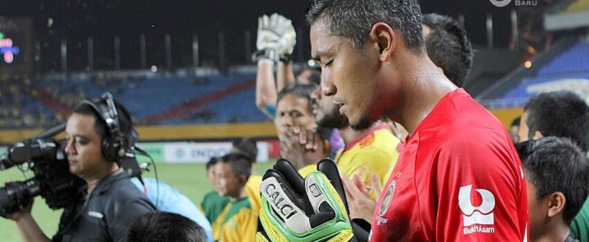 Sriwijaya FC Mengamuk, Cetak Lima Gol ke Gawang Persela