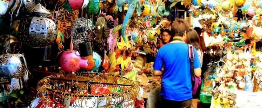 5 Pasar Seni Tradisional di Bali yang Jadi Surganya Souvenir Hunters!