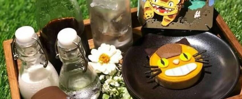 12 Potret Unik Resto Serba Totoro, Destinasi Wajib Fans Studio Ghibli!