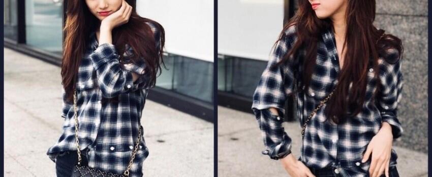 10 Ide Mix and Match Jeans ala Bae Suzy untuk Tampil Simpel