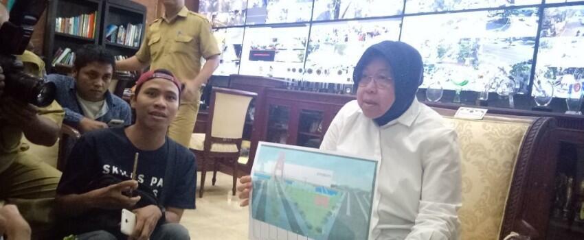 Surabaya Akan Bangun Jembatan Baru di Daerah Joyoboyo
