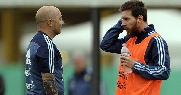 Messi Didesak Tidak Dimainkan di Laga Uji Coba Argentina Vs Israel