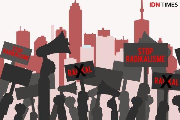 BNPT Sebut 8 Universitas Rentan Radikalisme, Ini Kata Menristekdikti