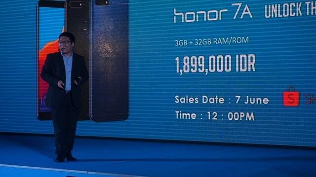 Honor 7A, Smartphone Gress yang Gak Kuras THR Agan