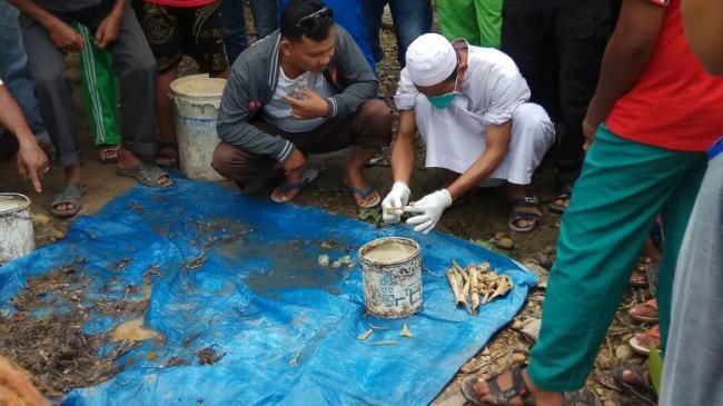 Drama Pencarian 4 Hari Korban Terkaman Buaya di Lingga