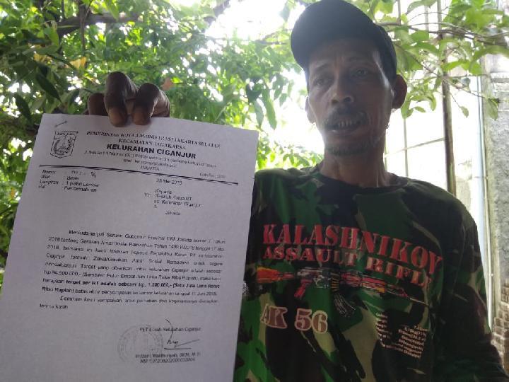 Ketua Baznas Sebut Bazis DKI Ilegal, Sandiaga Uno Beri Penjelasan