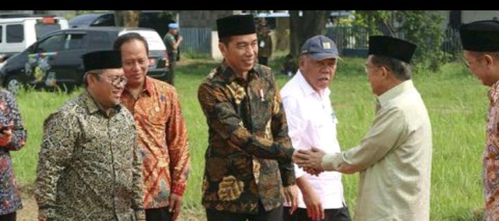 Generasi Milenial Apresiasi Presiden Jokowi Atas Pembangunan Kampus Islam Terbesar